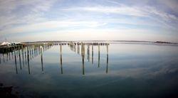 Flat Calm Feb 1, 2014 West Island
